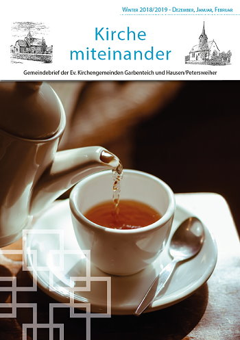 Titelbild Gemeindebrief Winter 2018/2019